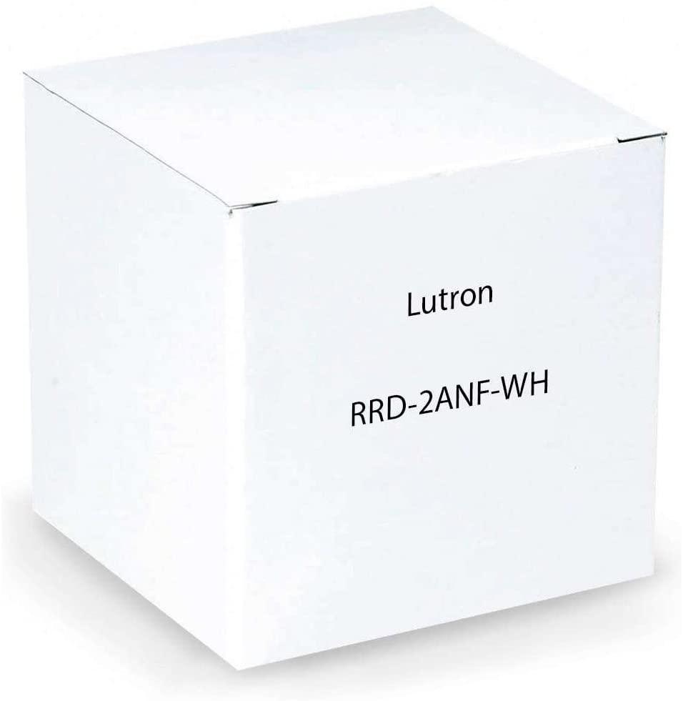 Lutron RRD-2ANF-WH RadioRA 2 Fan Speed Control White