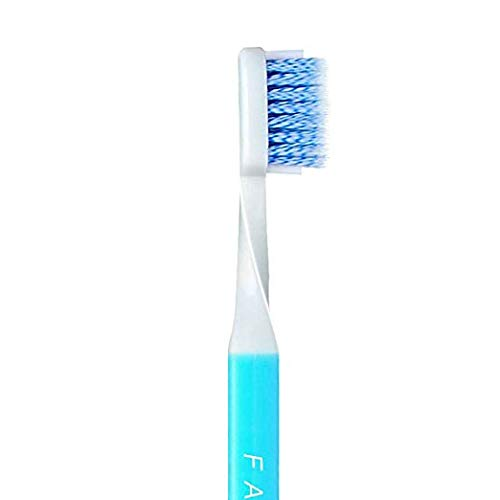 Nexxa 2pcs Adult Orthodontic Toothbrushes Dental Tooth Brush Set U A Trim Soft Toothbrush for Clean Orthodontic Braces