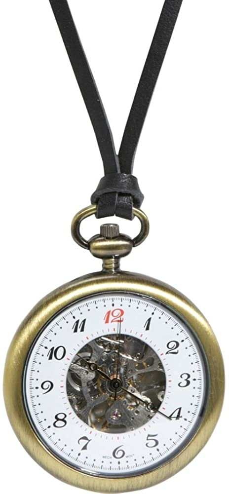 TOKYObay Holmes Pocket Watch - Classic (Gold)