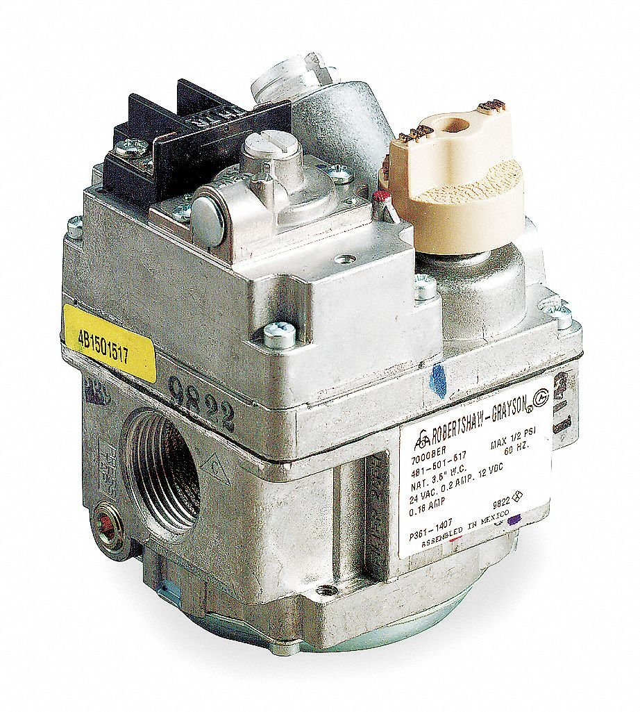700-402 - Robertshaw White Rodgers Furnace Gas Valve Replacement