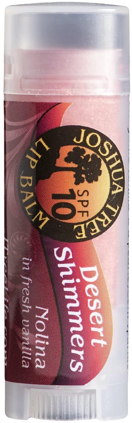 Joshua Tree Lip Balm - Desert Shimmer Nolina
