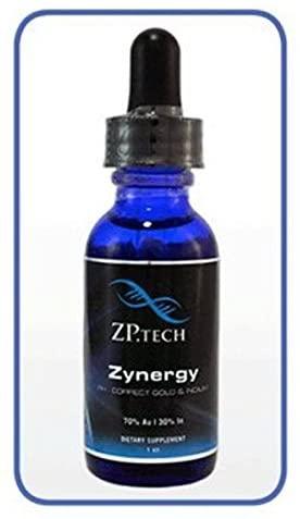 Zynergy - 1 oz. Monatomic Gold & Diatomic Indium