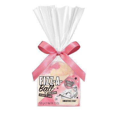 Soap & Glory Fizz-A-Ball Bath Bomb Smoothie Star - 3.5oz