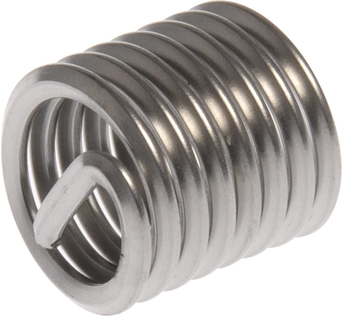 The Hillman Group 59134 UNC Threaded Insert, 1/4-20-Inch, 20-Pack