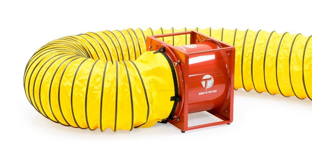 Tempest Technology 725-071 Flex Tube Ducting, 24