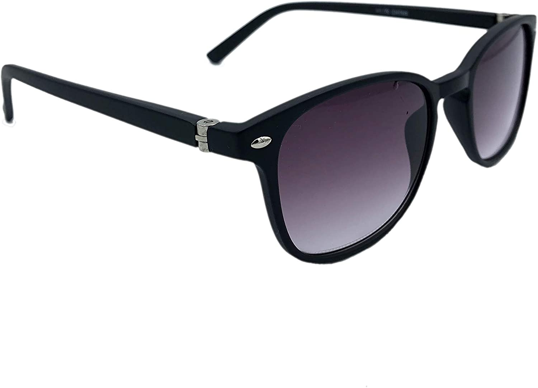 Reading Sunglasses Plastic Retro Square Style for Men or Women