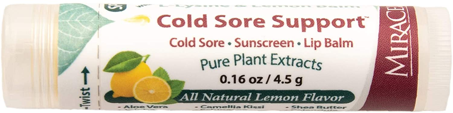 MiraCell Cold Sore Support, 0.16 oz