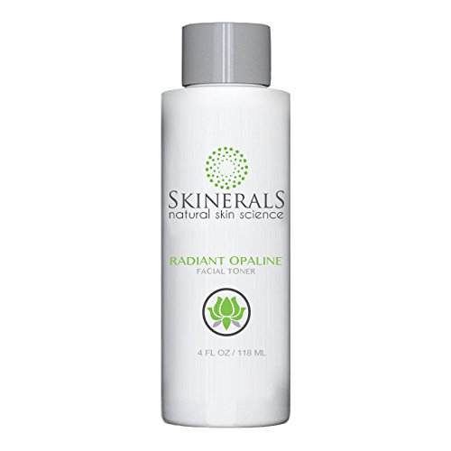 Skinerals Face Toner Radiant Opaline with Organic and Natural Ingredients Facial Treatment for Clean Toned Youthful Skin