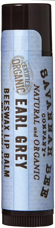 Beeswax and Propolis Earl Grey Lip Balm