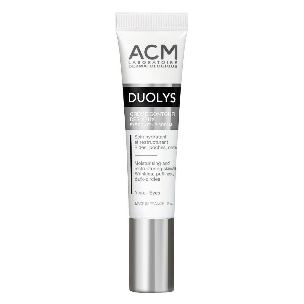 Moisturizing Cream Removal Eye Contour Cream Duolys, 15 ml, Acm