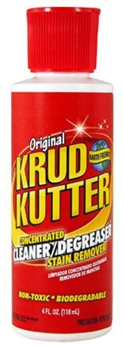Krud Kutter, Inc. KK04 291528 Stain Remover, Less Than 10 Ounces