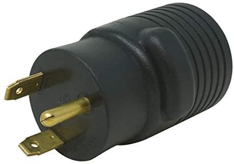 Road Power 65040701 RV Adapter, Black