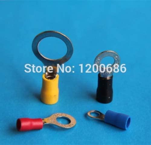 Onvas 3.2mm Cold terminals RV1.25-3 Pre-insulated terminals circular Ring Copper Terminals