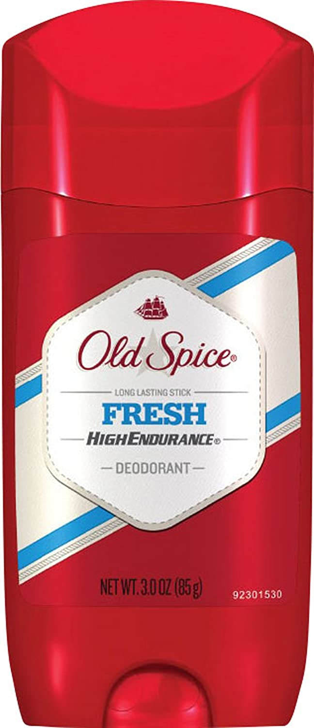Old Spice High Endurance Fresh Scent Deodorant for Men, 3.0 oz