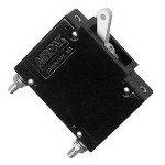 Sensata/AIRPAX, 205-11-1-60-4-101, Circuit Breaker Magnetic Circuit Protectors 2Pole 0.1A 250VAC