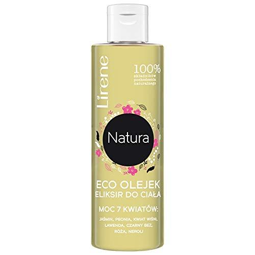 LIRENE Natura Eco Oil - 7 Flowers Body Elixir - 100ml - Suitable For Vegans