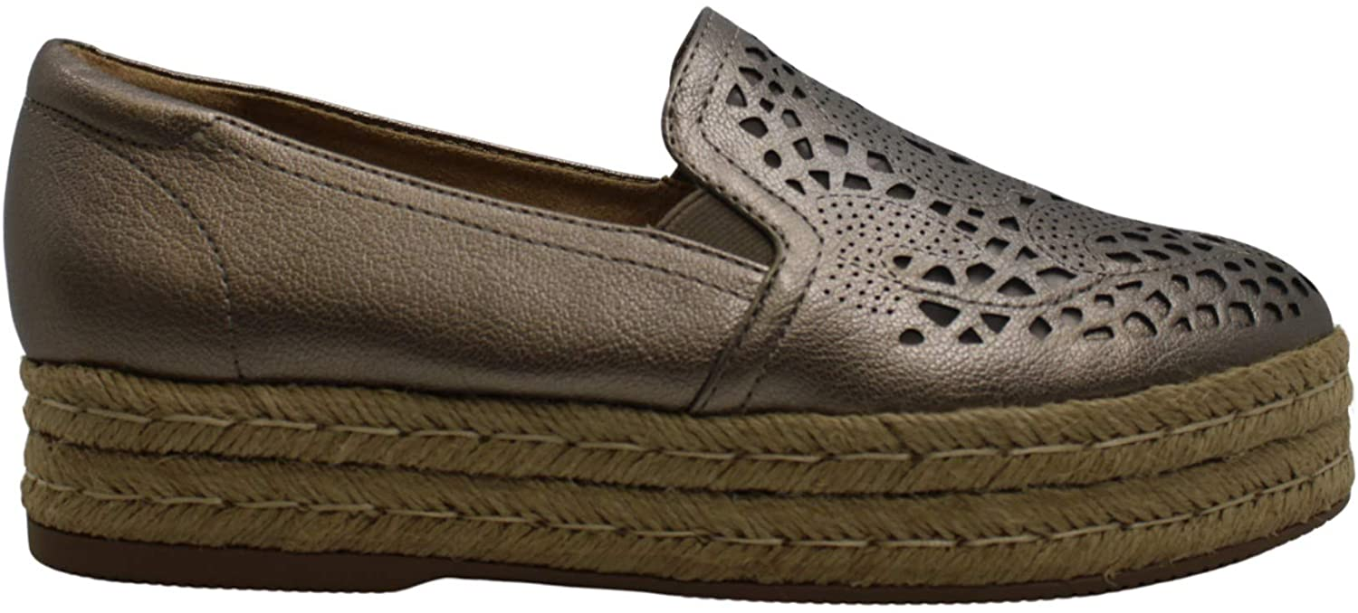 Naturalizer Womens Whitley2 Closed Toe Boat Shoes