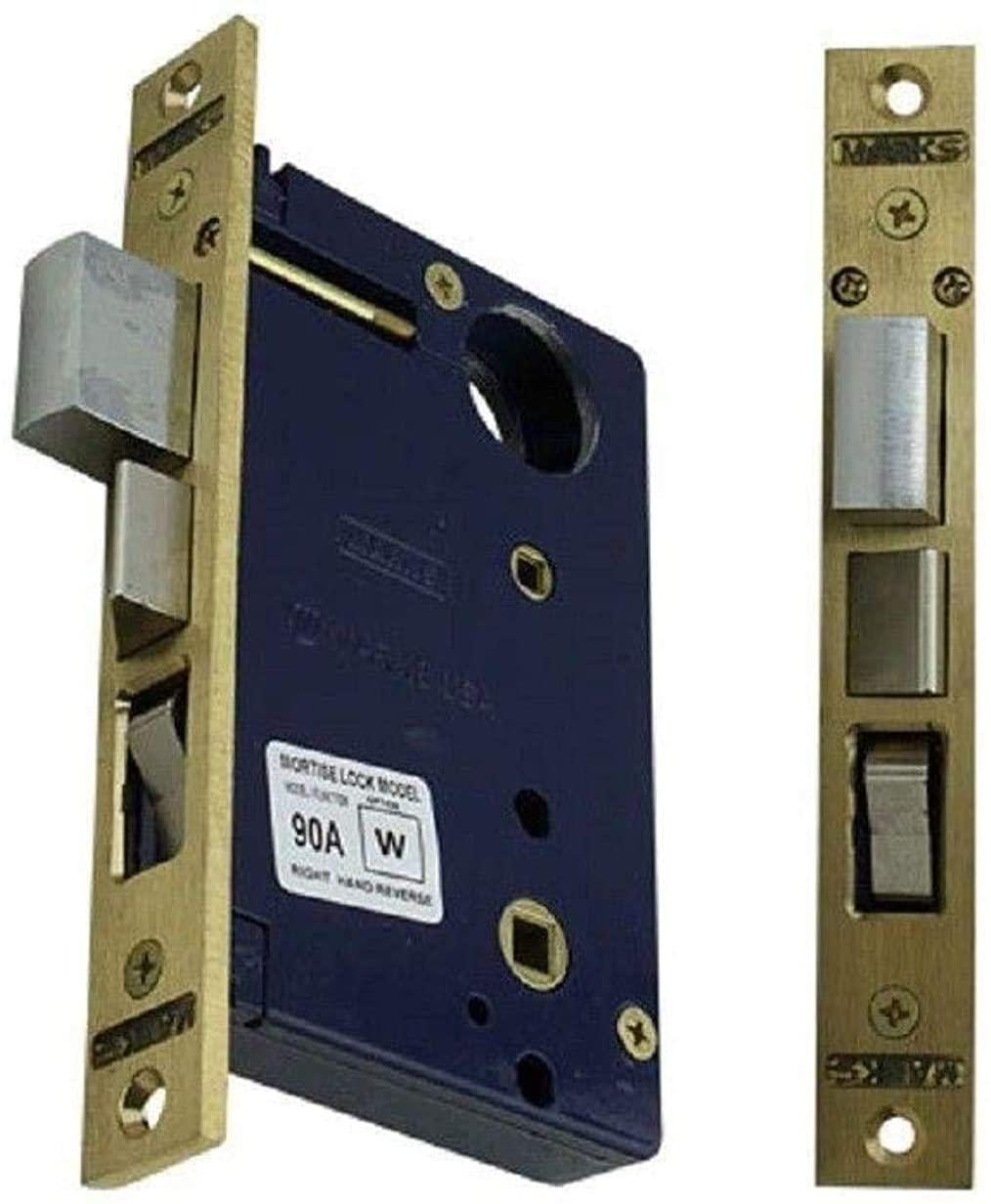 Marks Mortise Lock Body for Marks 22 AC Mortise Lock (Left Hand Reverse)
