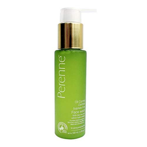 Perenne Oil Control Clarifying Face Wash (100ml)