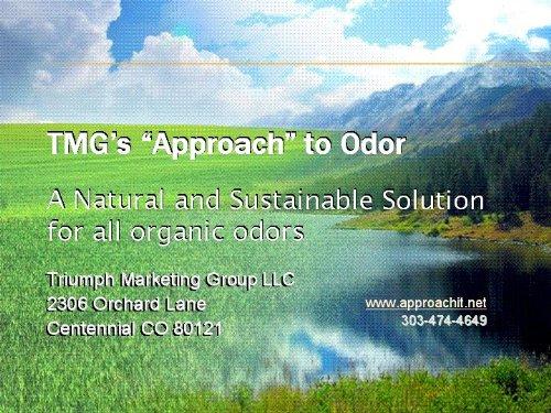 Approach Odor Eliminator One 4 0Z pumpspray