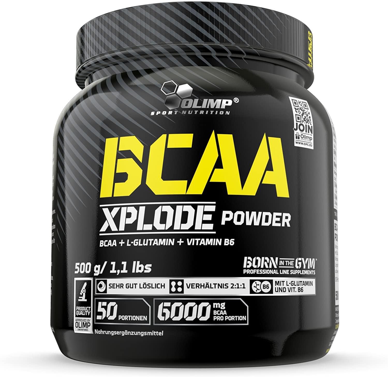 BCAA Xplode, Lemon - 500g