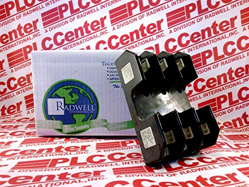 COOPER R60060-60C Fuse Holder 60AMP 600V 200000RMS 3POLE Class R