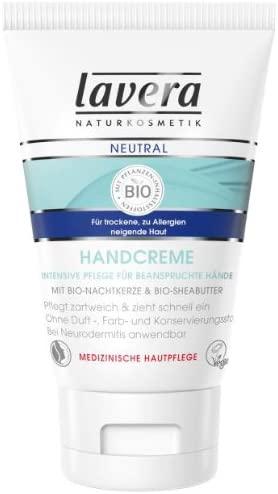 Lavera Organic Neutral Intensive Hand Cream - 50Ml