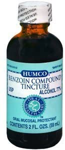 Benzoin Compound Tinct HUMCO 2 OZ (Pack of 2)