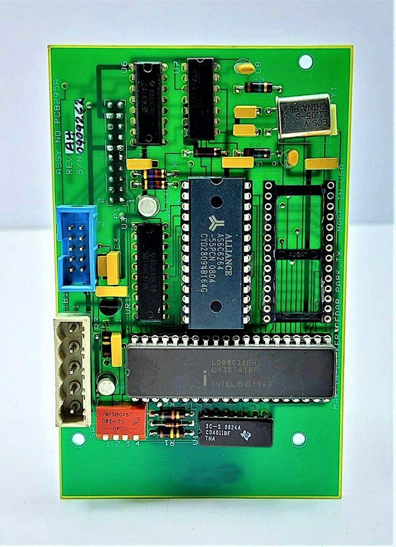 Martin-Decker PCB295A Control Panel   PC Board Micro Display (W/O EPROM)