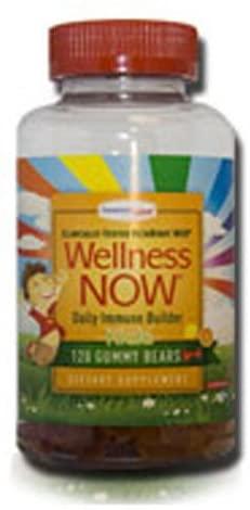 Kids Immune Builder Berry, Gummy 120 Chews by Wellness Now