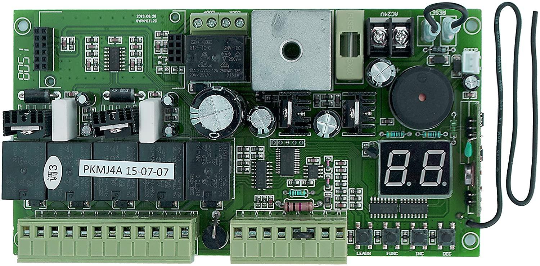 ALEKO PCBGG/ASETL PCB Board for ETL Swing Gate Openers GG1300U Control Board for ETL Approved GG/AS Swing Gate Openers