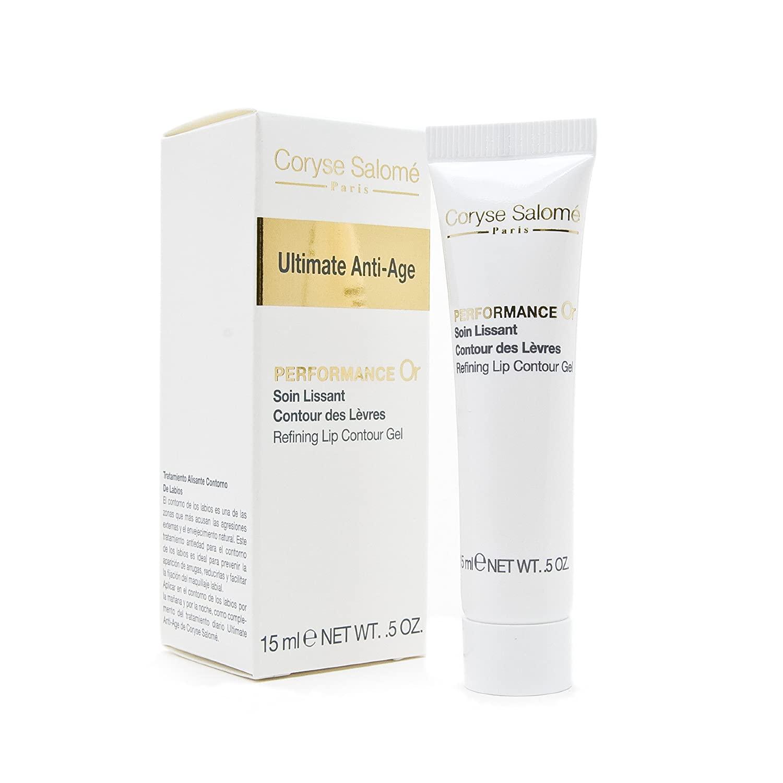 Coryse Salome Ultimate Anti-Age Refining Lip Contour Gel, 0.5 Ounce