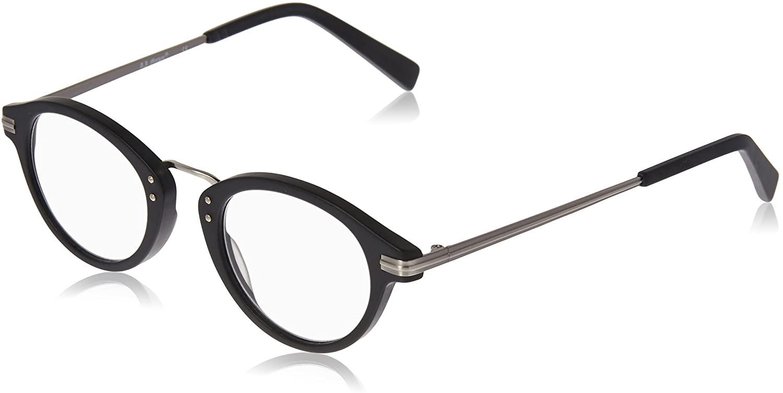 A.J. Morgan Unisex-Adult Gatekeeper - Power 1.00 69131 Round Reading Glasses