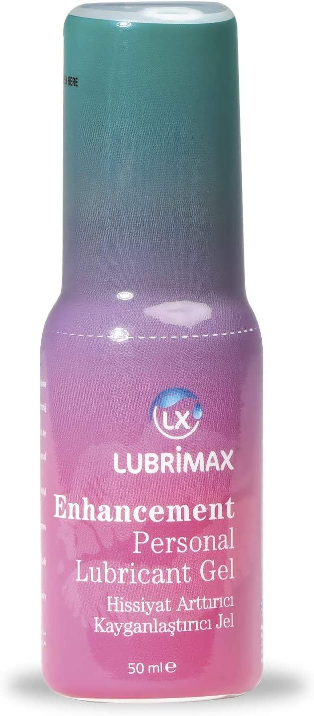 Personal Lubricant for Women – Female Stimulating Gel Cream 1.7 oz – Water Based Lube for Women Orgasm Enhancement Gel – Increases Libido Oil & Intensifies Arousal Orgasms Gel for Her