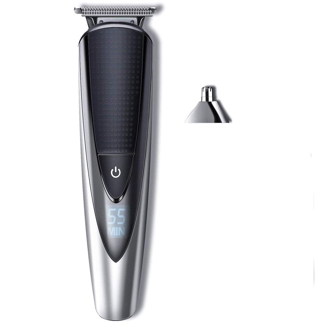 Precision Groomer, Nose Hair Remover Tool Mini, Wet Dry Application, Nostril Nasal Hair Clippers Trimmers Removal, Nose Ear Hair Trimmer For Men Women Professional Painless Rechargeable
