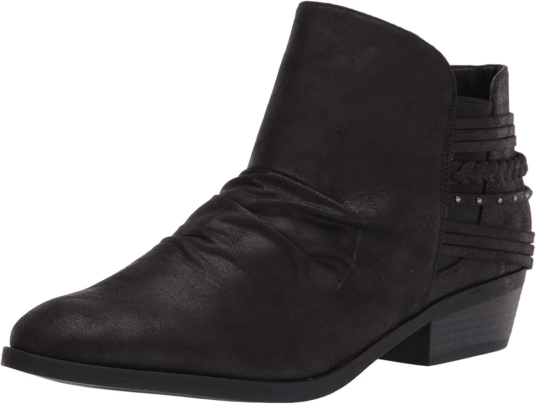 GLOBALWIN Women's Lila Fashion Ankle Boots