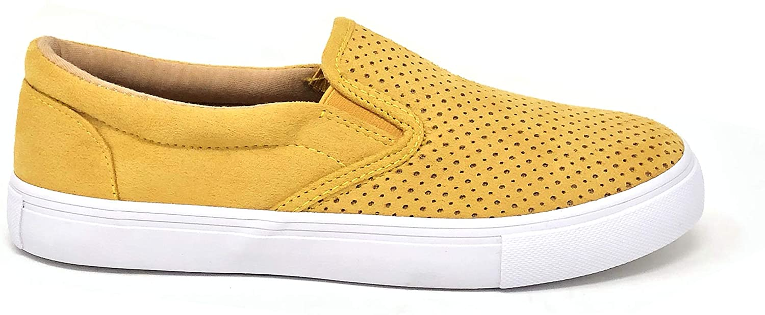 Soda Tracer Slip On Fashion Sneakers