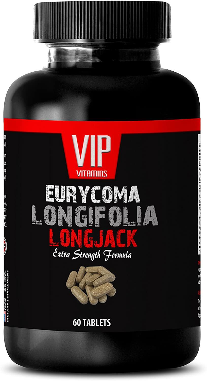 Eurycoma longifolia Bulk - EURYCOMA LONGIFOLIA - Body Building (1 Bottle - 60 Capsules)