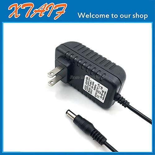 Xennos DC 7.5V AC/DC Adapter Power Cord Charger For iHome iH9 iPod - (Plug Type: EU)
