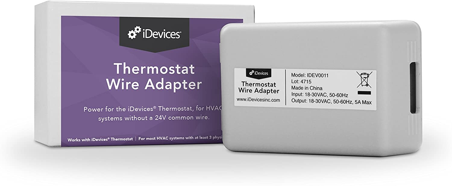 iDevices Wire Adapter for iDevices Thermostat