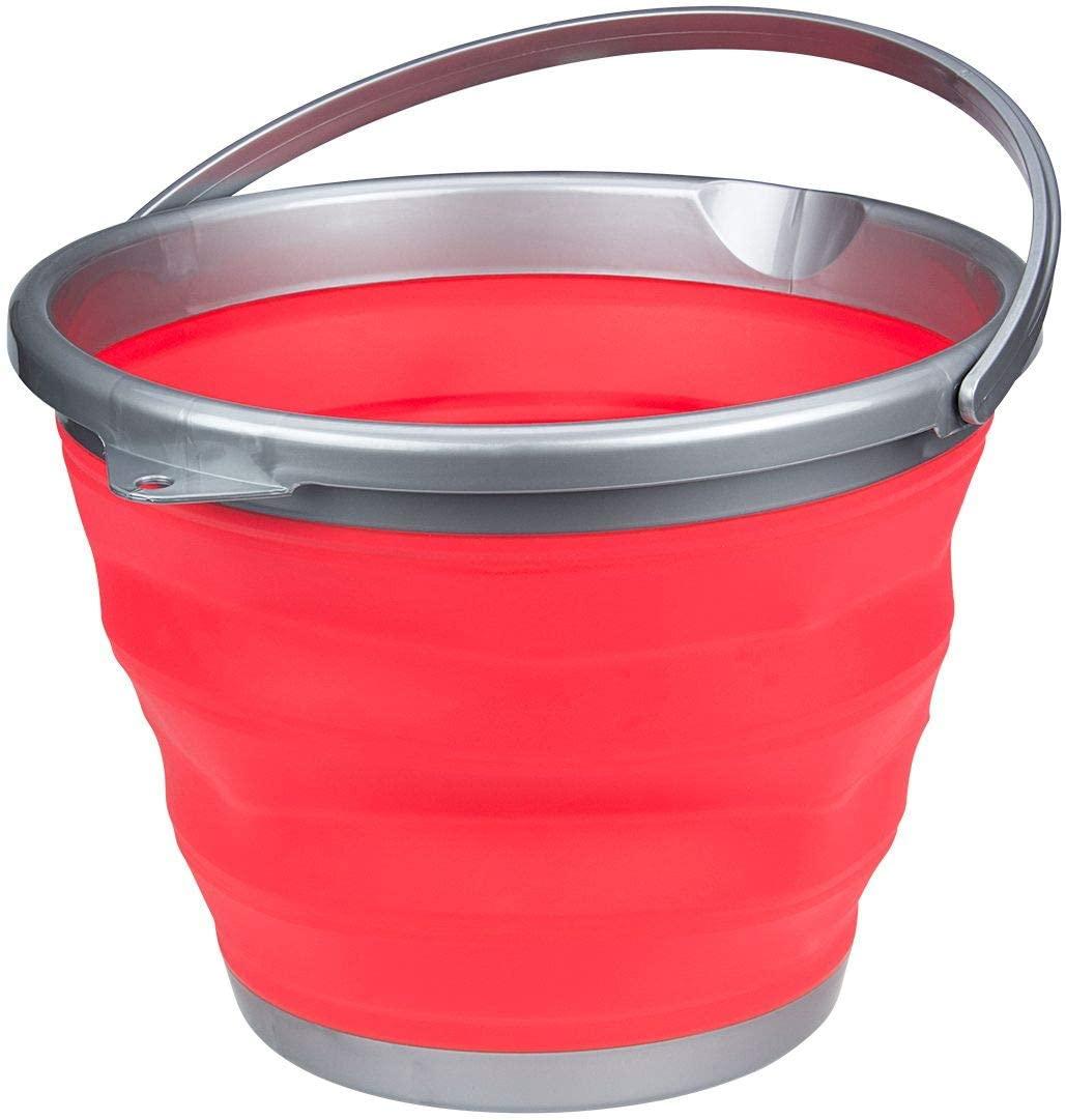 Abbey Camp 21wl Foldable Bucket