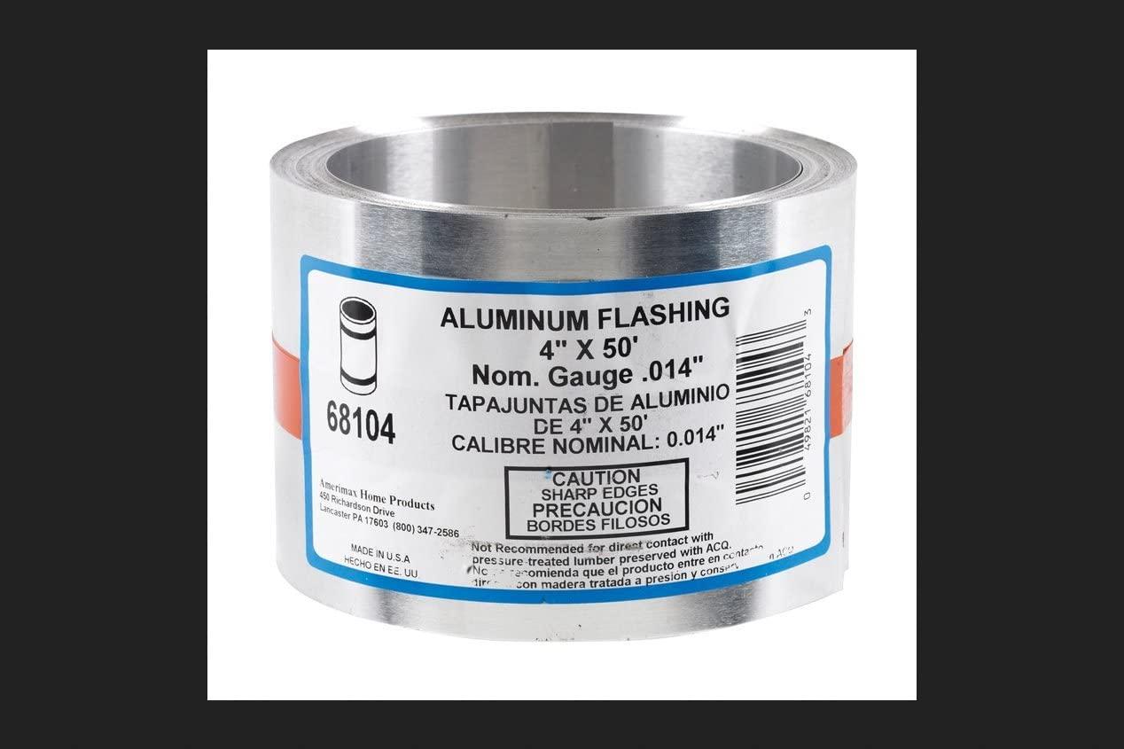 Amerimax 68104 Aluminum Roll Valley Flashing 0.0140