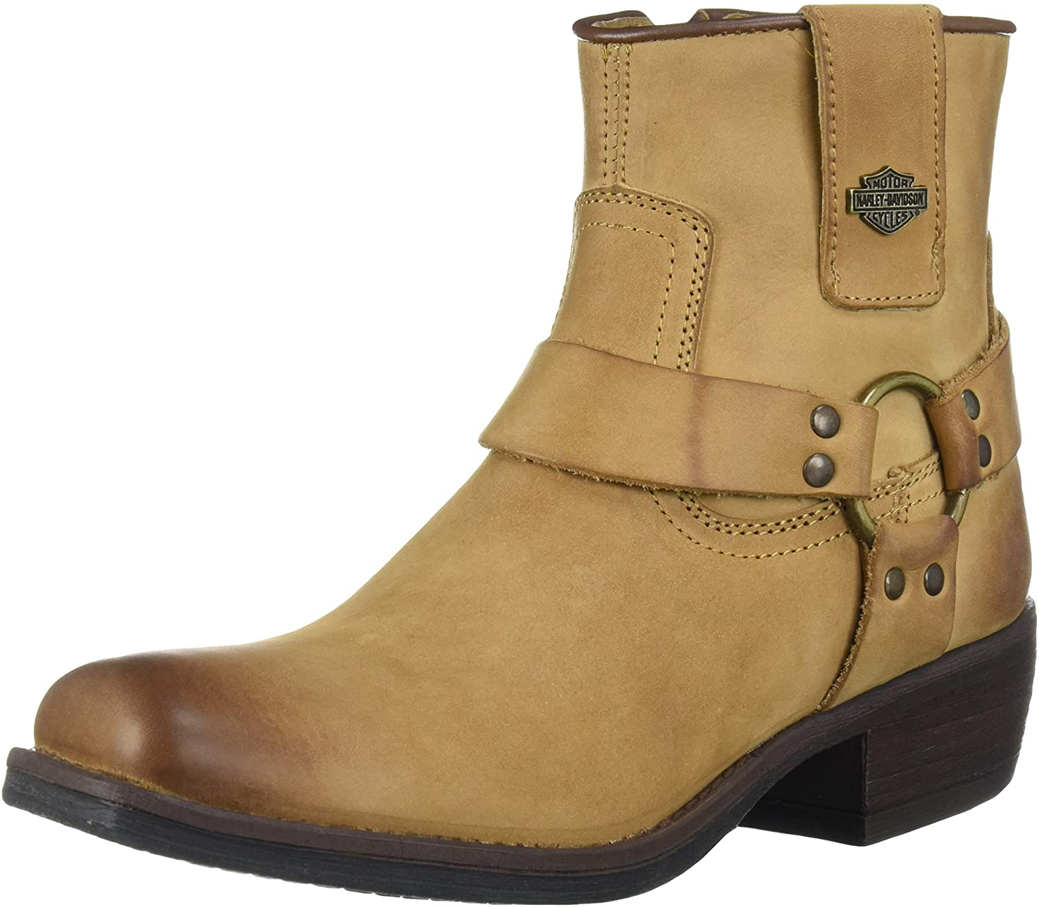 Harley-Davidson Womens Abbington Fashion Boot