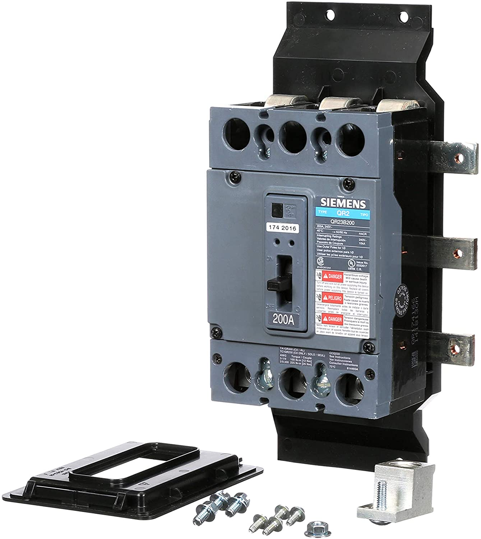 Siemens US2:MBKQR3200A Molded Case Circuit Breaker