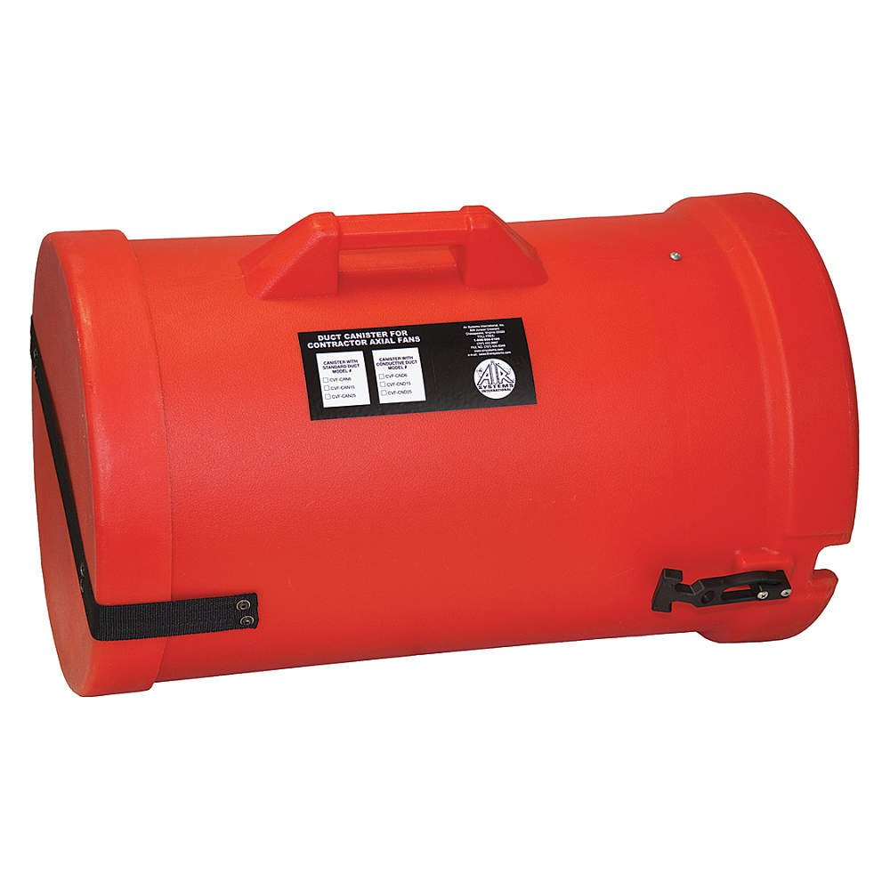 Duct Carrier, 12 in. Dia, 50 ft. L