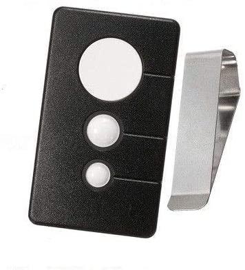 Sears Craftsman Garage Door Opener Comp Visor Remote Control 139.53975SRT1