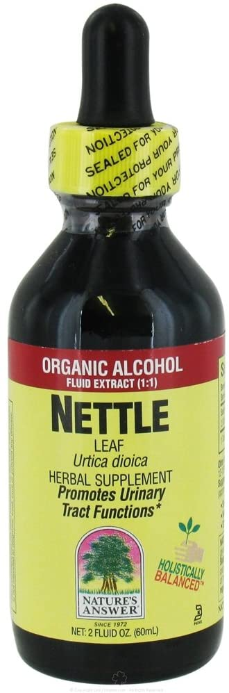 Natures Answer Nettles, Extract 2 FL Oz (Pack of 2)