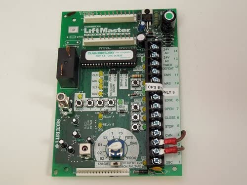 K001a5729 Logic Board - Liftmaster - Version 3 Commercial