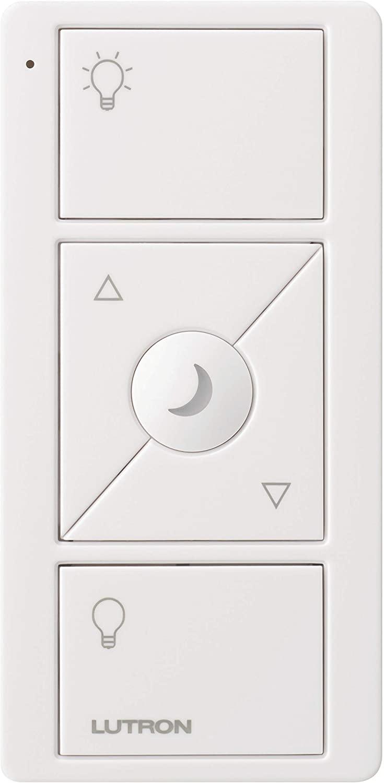 Lutron PJN-3BRL-GWH-L01 Pico Remote, White