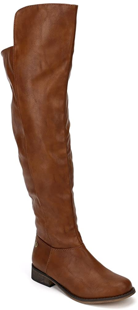 Breckelle's Women's Tenesee-17 Knee High Riding Boot